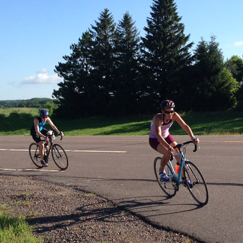 Shell Lake Lions Triathlon - Bike