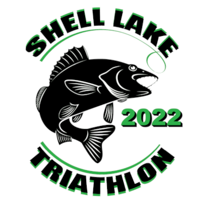 Shell Lake Lions Triathlon Logo